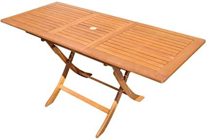 Ensemble table et 6 chaises de jardin